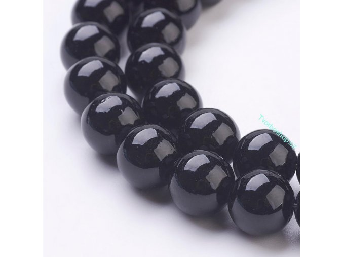 Black stone hladký 8 mm