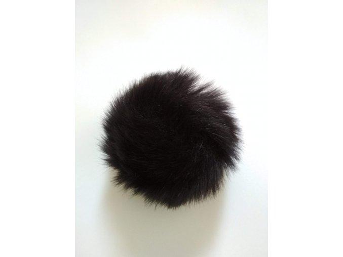 Bambule 6 cm černá