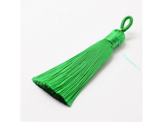 Střapec zelený