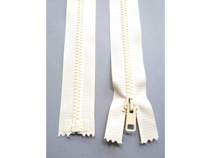 Zip krémový- více variant