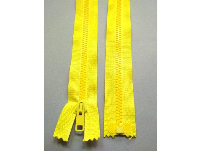 Zip zářivě žlutý- více variant