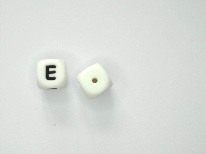 Silikonové písmeno #E