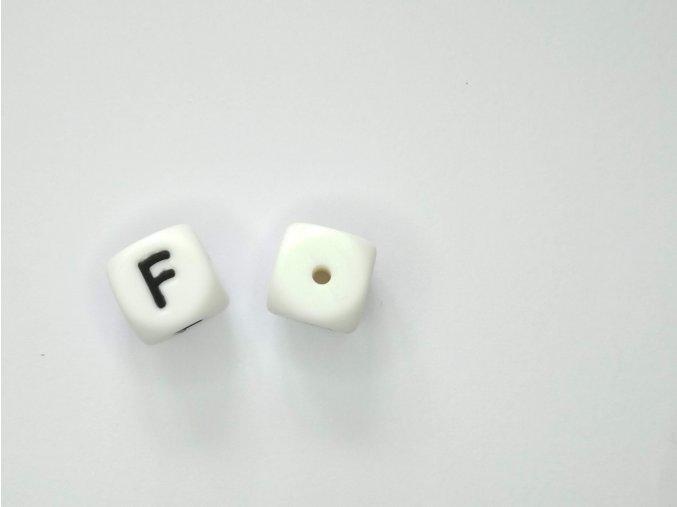 Silikonové písmeno #F