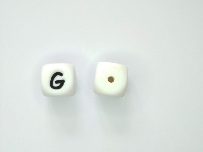 Silikonové písmeno #G