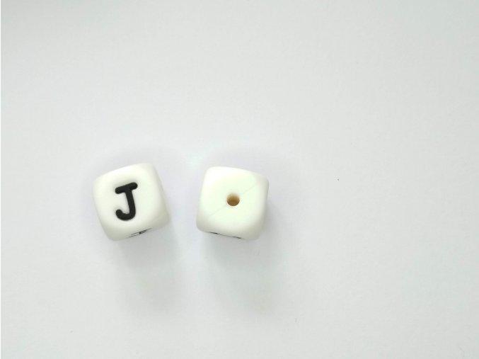 Silikonové písmeno #J