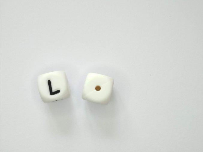Silikonové písmeno #L
