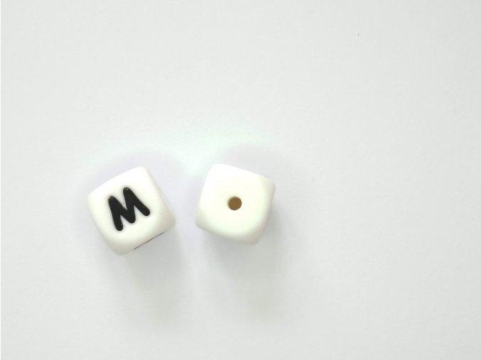 Silikonové písmeno #M