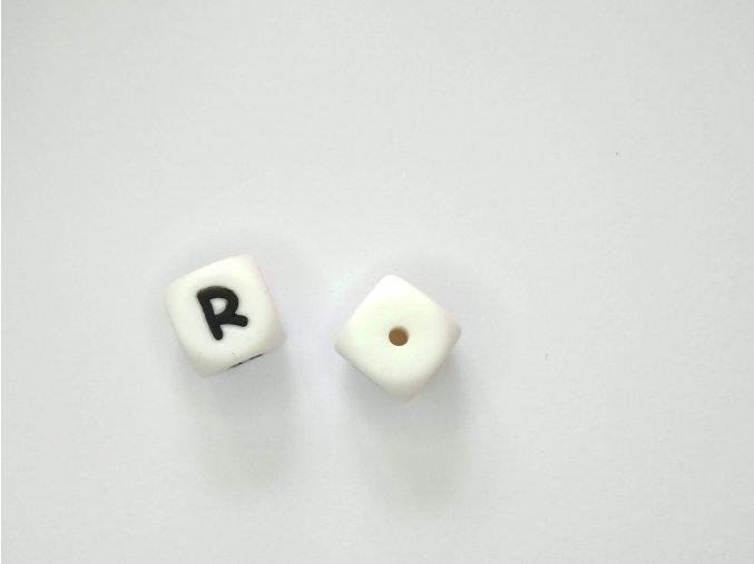 Silikonové písmeno #R