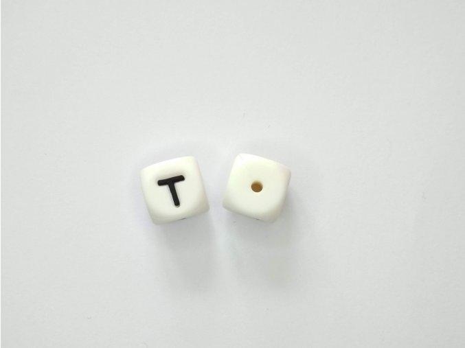 Silikonové písmeno #T