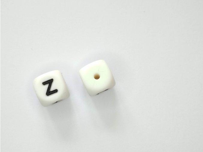 Silikonové písmeno #Z