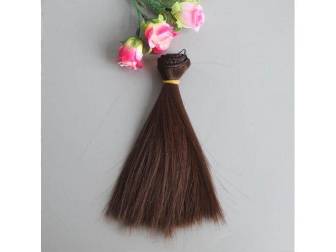 Vlasy na panenku #4