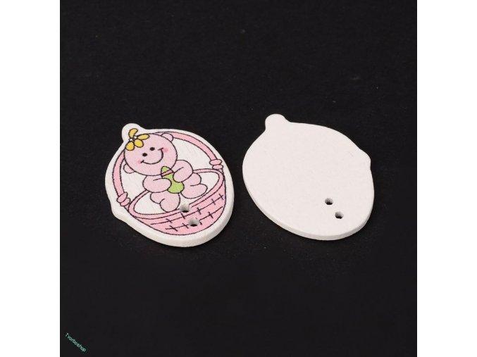 Knoflíky miminka 3