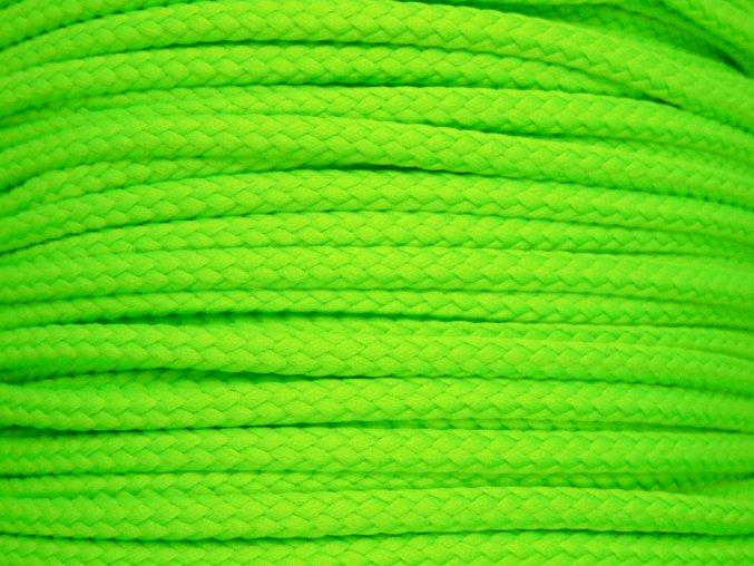 Loopy fluorescenční zelená
