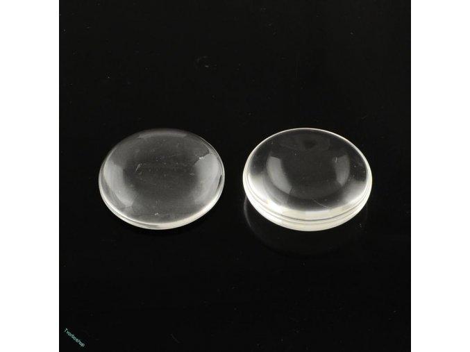 Skleněné čočky 12 mm