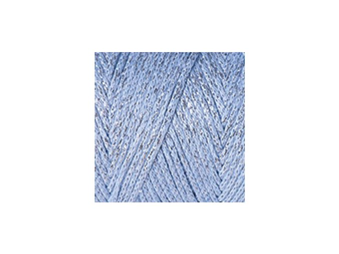 Macrame cotton lurex 729