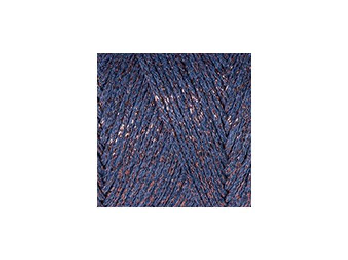 Macrame cotton lurex 731