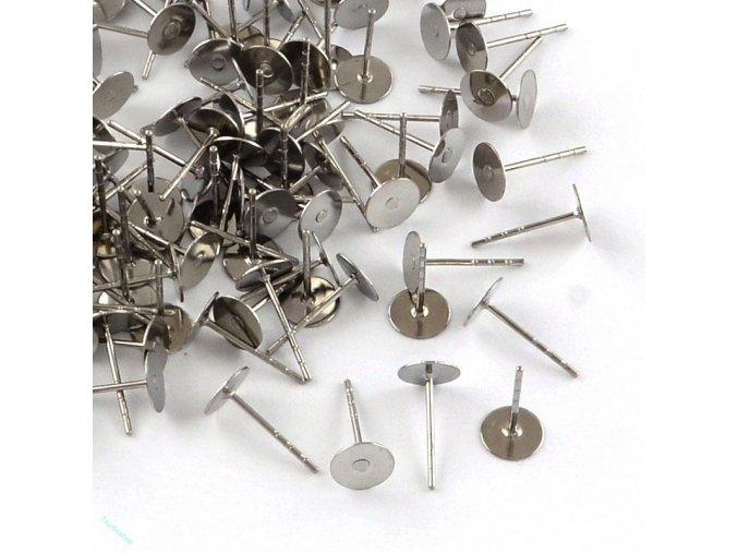 Puzety z nerezové oceli 8mm
