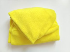 Vak do pufu 50x35 cm žlutý
