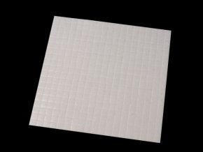 Oboustranné lepicí čtverečky 5x5 mm