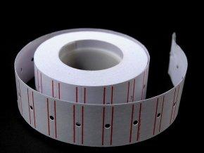 Etikety do ručních etiketovacích kleští
