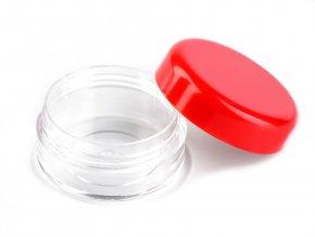 Plastová dóza 3,7x2 cm šroubovací
