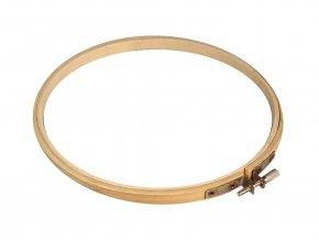 Vyšívací kruh bambusový Ø15 cm