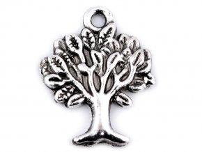 Přívěsek strom života 17x21mm