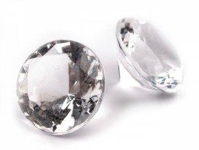 Dekorační diamanty Ø20 mm