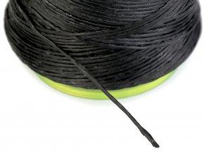 Voskované polyesterové nitě / dratev