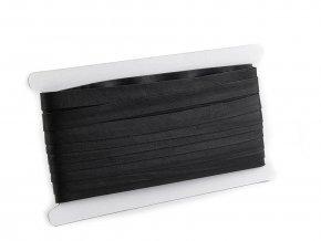Šikmý proužek koženkový šíře 15 mm zažehlený