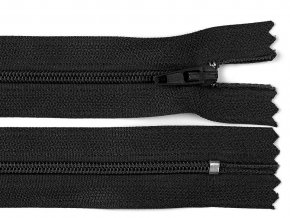Spirálový zip šíře 3 mm délka 45 cm autolock