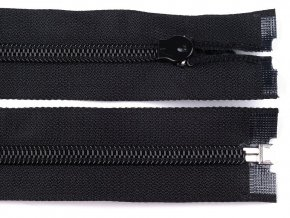 Voděodolný zip šíře 6 mm délka 60 cm spirálový