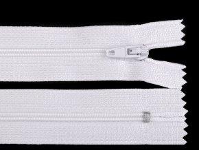 Spirálový zip šíře 3 mm délka 16 cm autolock