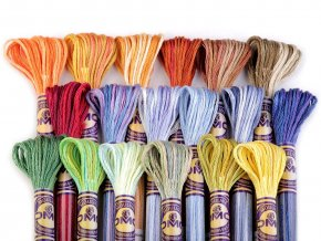 Vyšívací příze DMC Mouliné Color Variations