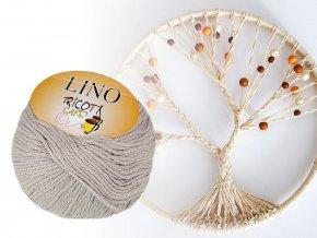 Pletací příze Lino 50 g