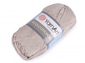 Pletací příze Eco - cotton XL 200 g