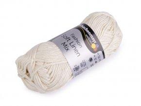 Pletací příze Soft Linen Mix 50 g