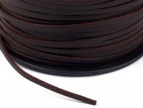Řemínek imitace kůže šíře 2,5-3 mm