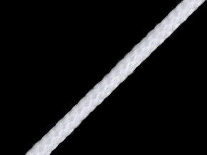 Oděvní šňůra PES Ø2 mm měkká