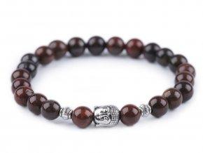Buddha náramek minerály