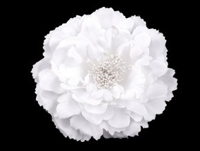 Brož / ozdoba růže Ø11 cm