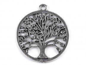 Přívěsek strom života Ø34 mm velký 2. jakost