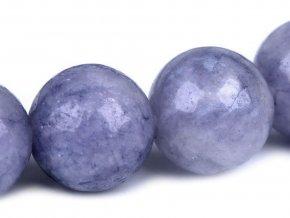 Náramek z minerálů, modrý avanturín