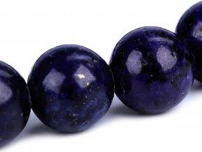 Náramek z minerálů, lapis lazuli