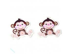 Knoflíky opičky