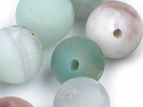 Minerálové korálky Amazonit matný Ø8 mm