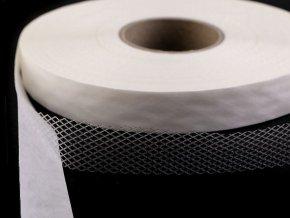 Fixační mřížka zažehlovací šíře 20 mm