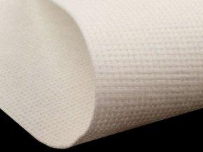 Netkaná textilie RONAR FIX 160+20 g/m² nažehlovací; rozměr 0,5x1,55 m