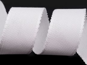 Kanavný pás šíře 50 mm zoubkovka