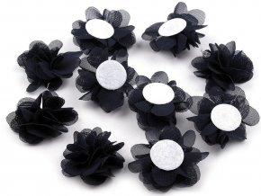 Květina Ø30mm k přišití nebo přilepení